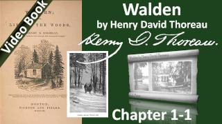 Walden by Henry David Thoreau - Chapter 01-1 - Economy - Part 1