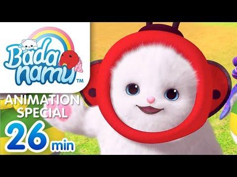 Animation Special | Badanamu Compilation