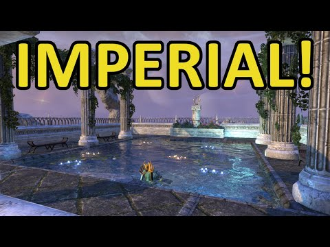ESO | Imperial Houses Tours! Get some decoration inspiration!