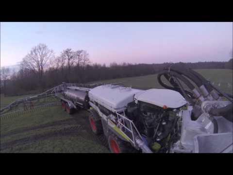 Claas Xerion 4000 , Lu Mählmeyer , Go Pro 2015 , Kotte-Garant