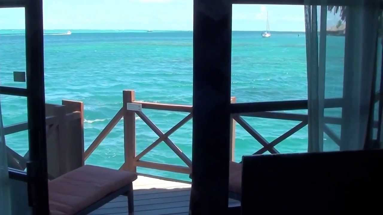Intercontinental Tahiti French Polynesia Review Of Junior Overwater Bungalow