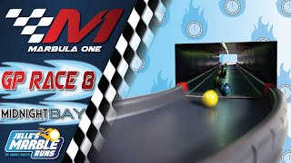 Marbula One: Midnight Bay GP (S1R8) FINAL - Marble Race by Jelle's Marble Runs
