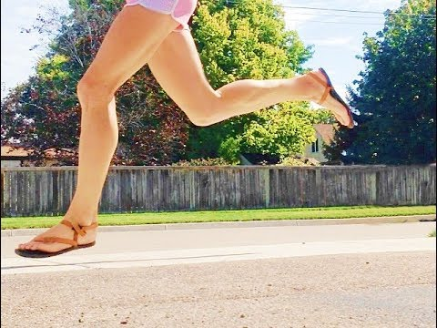 Barefoot Running & Minimalist Running Shoes May Help You Become an Elite Marathoner
