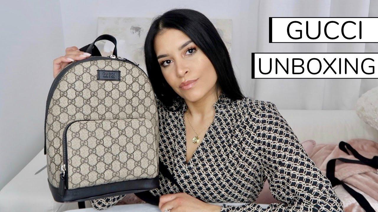 52812955b89 Gucci Unboxing