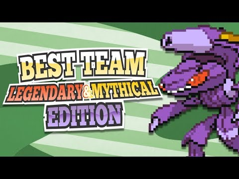 Best Team: Legendary and Mythical Edition