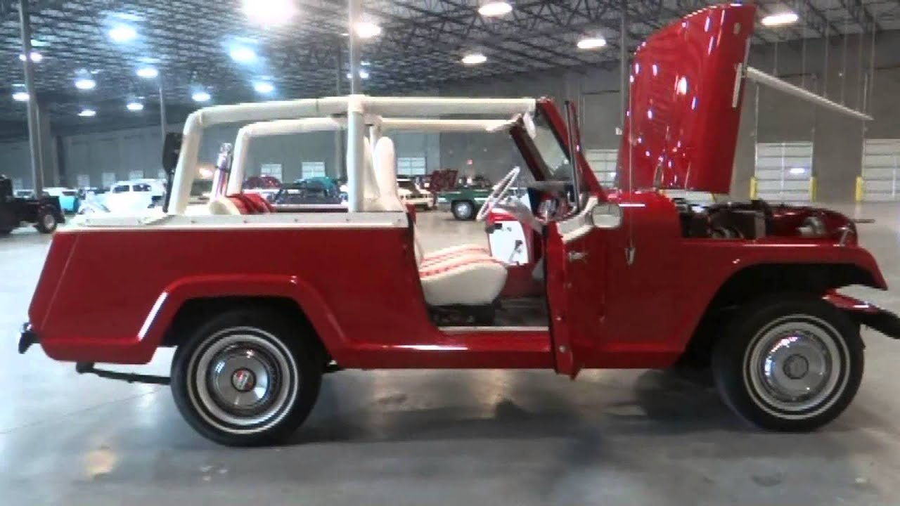 1967 Jeep Commando Tampa Fl Youtube
