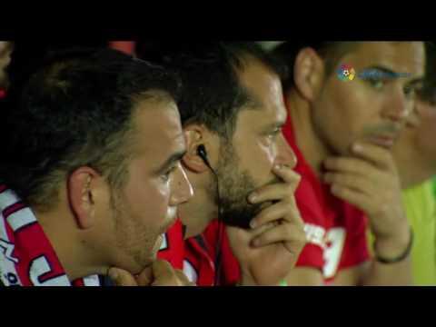 Resumen de Gimnàstic de Tarragona (1-1) Deportivo Alavés