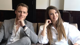 Heart of the City's Kerem Bursin & Leyla Lydia Tuğutlu