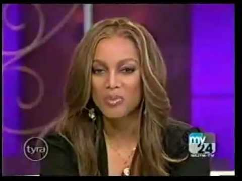 The Diet Wars on Tyra Banks Show: Raw Food Diet Discussed