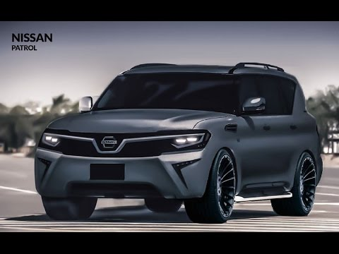 nissan patrol 2018 2019 2020 nissan patrol diezel youtube. Black Bedroom Furniture Sets. Home Design Ideas