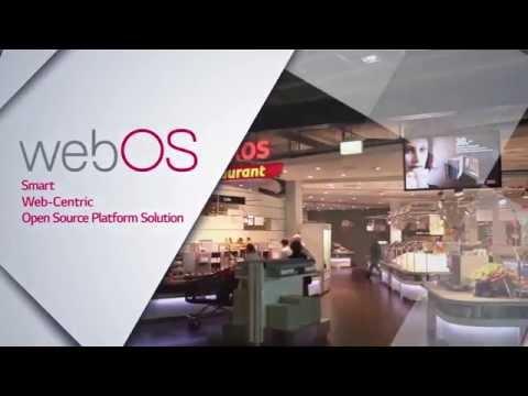 LG Commercial Display - Benefits of webOS - Digital Signage