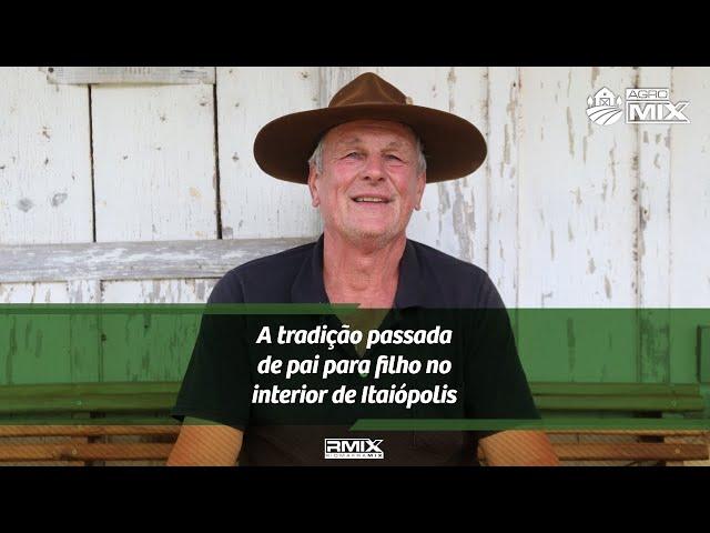 AgroMix: A tradição passada de pai para filho no interior de Itaiópolis