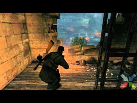 Sniper Elite V2 Bottle Locations: Kopenick Launch Site Mission