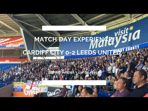 Groundhop at the Cardiff City Stadium - Cardiff City vs. Leeds United - MARCHING ON TOGETHER!!