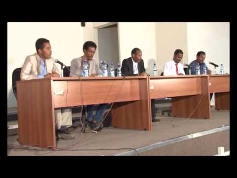 Debate on access to information in Ethiopia