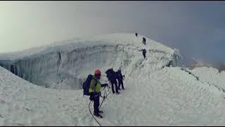 Mt. Ishinka Summit - 360 HD Video!