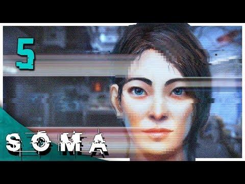 Let's Play SOMA Blind Part 5 - Site Lambda [SOMA Safe Mode PC Gameplay]