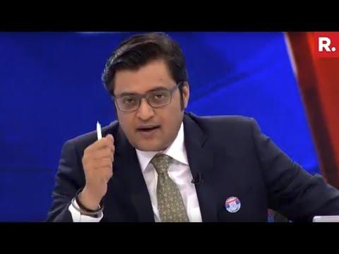 "Rahul Gandhi A ""Mughal Emperor"" ?   The Debate With Arnab Goswami"