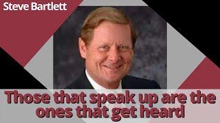 TGOW Podcast #54: Steve Bartlett, former Congressman of Texas