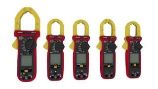 Amprobe AMP-200 & -300 Series TRMS Clamp Meters