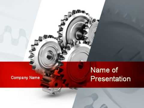 Perpetuum mobile gears powerpoint template youtube perpetuum mobile gears powerpoint template toneelgroepblik Images
