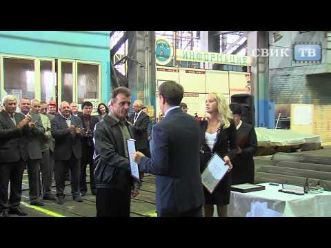 Воронеж сделал самый мощный пресс в мире