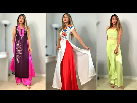 SHOWING MY VIETNAMESE TRADITIONAL DRESS COLLECTION * AO DAI*  TAG A YOUTUBER TO DO THIS!