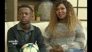 Young soccer star to represent SA in US | 03 April 2019