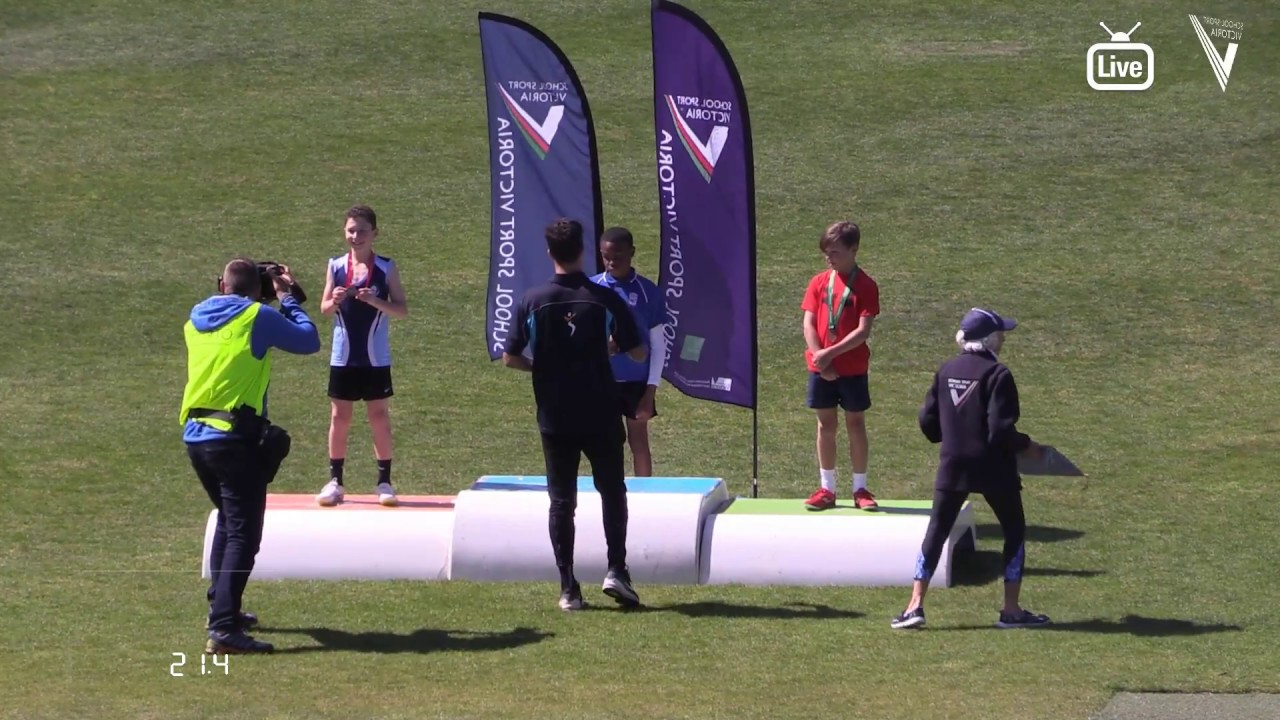 2018 School Sport Victoria Primary State Track and Field Championships - Part 2 of 2