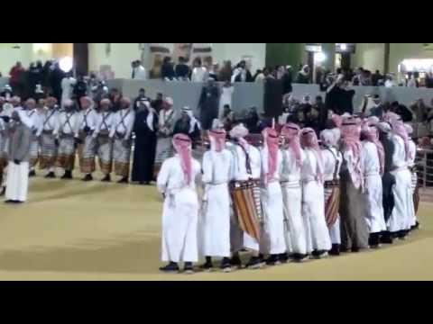 AlArdha Dance of Saudi Arabia from Jizan side (Jizan style dance)