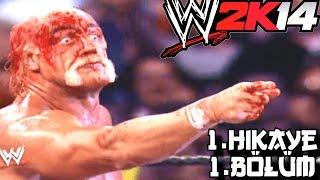WWE 2K14 | 1.Hikaye | 30 Yillik WRESTLEMANIA baslasin | 1.Bölüm | Ps3