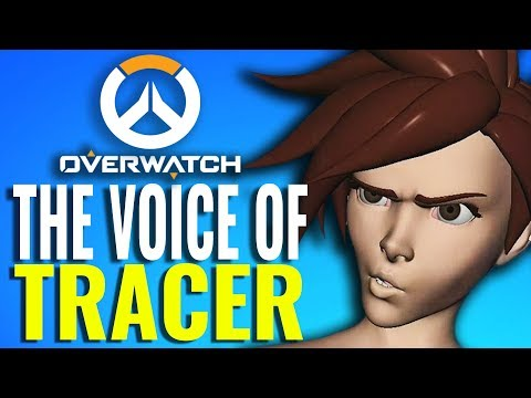 Why Tracer from Overwatch sounds so familiar
