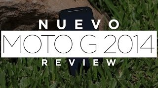 [Review] Motorola Moto G 2014 - Argentina