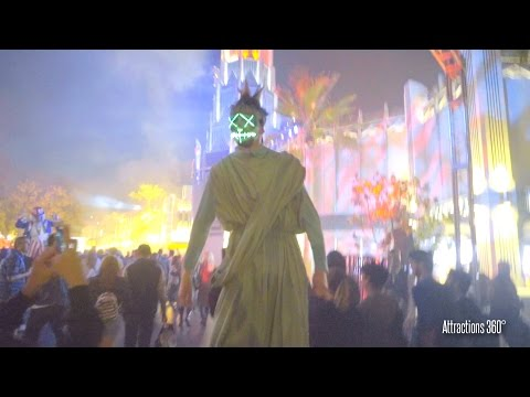 The Purge: Scare Zone at Halloween Horror Nights 2016 - Universal Studios Hollywood