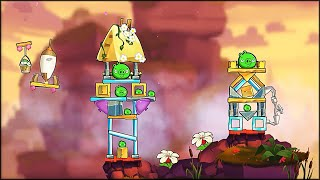 Angry Birds 2: Daily Challenge - Monday: Red's Rumble