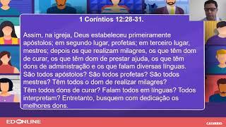 AULA ED ONLINE (11/10/2020) -Pr. Leandro