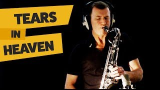 Tears in Heaven Nigel McGill amazing saxophone solo