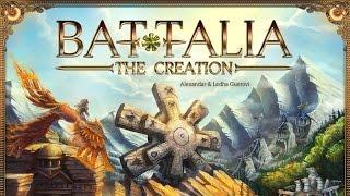 Unboxing #07 - BATTALIA: The Creation [ITA]
