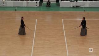 64th All Japan Kendo Championships — Nippon Kendo Kata