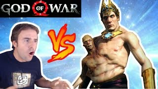 God of War Ascension ¡¡EL JEFE MAS RARO!! (Pólux y Cástor) EP.2