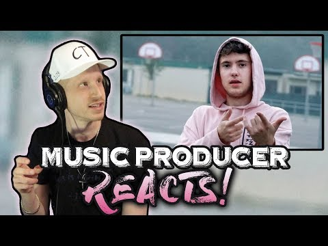 Producer Reacts to Quadeca - Insecure KSI Diss Track