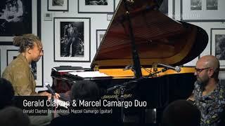 gerald clayton marcel camargo duo @mrmusichead