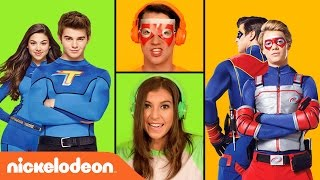 Henry Danger & The Thundermans Theme Song A Capella Mashup | Nick