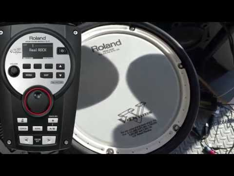 Roland TD 11K S KIT Overview PART 1 Compact Series Electronic V Drum Kit