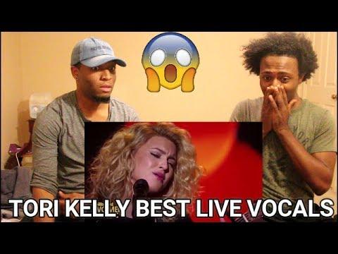 Tori Kelly's Best Live Vocals (REACTION)