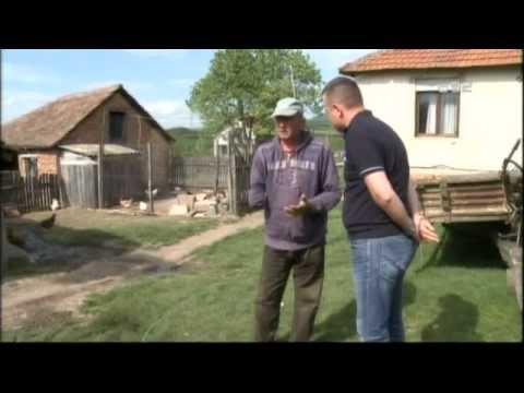 Neverovatan covek bez ruke i noge se bavi poljoprivredom i trazi da radi