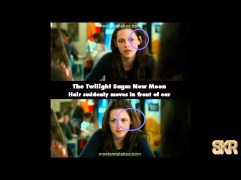Movie Mistakes: The Twilight Saga: New Moon (2009)