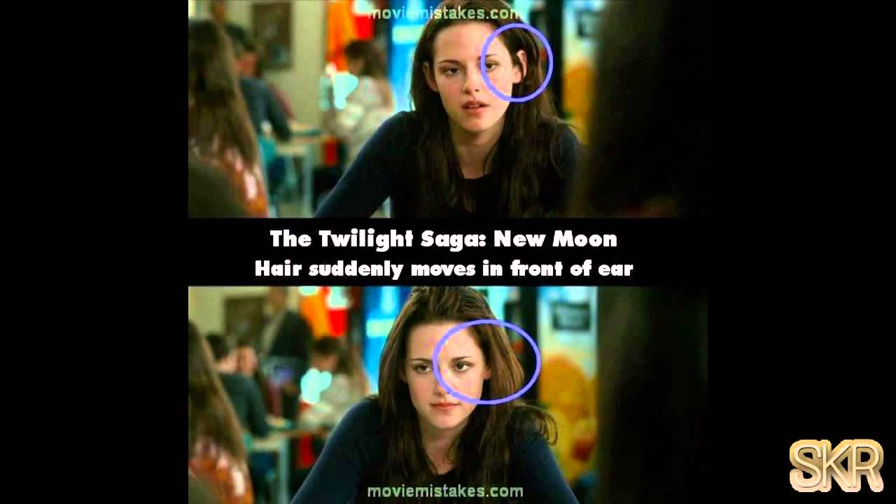 movie mistakes the twilight saga new moon 2009 youtube