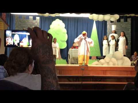 Jack and the Bean Stalk - Wesley Gaines Elementary school
