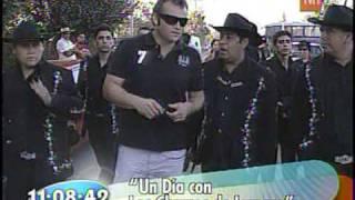 Los Charros de Luchito y Rafael en el Bu...